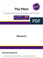 The Pitch Powerpoint