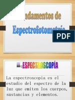 Practica Espectrofotometria