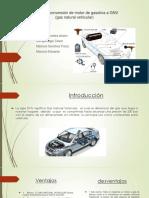 Equipo de Conversión de Motor de Gasolina A