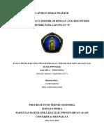 LAPORAN KP [Sahrurroni].pdf