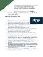 Articulos Para Trabajo de Investigación Fisio