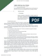 R E S O L U Ç Ã O - 07 de 2019 - DOU - Imprensa Nacional