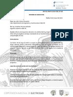 Informe Inspección Ing. Angel Labanda