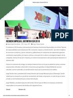 16-05-19 Reciben Empresas, Distintivo ESR 2019