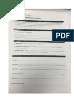 Proposed Michigan Financial Disclosure Form