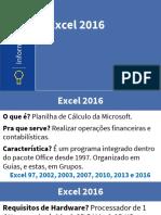 Informática Excel