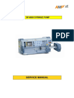 Manual de Servicio Bomba Ampal SP-8800