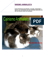 Cainismo Animalista
