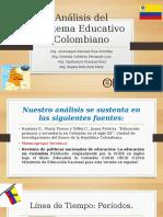 ANÁLISIS DEL SISTEMA EDUCATIVO COLOMBIANO