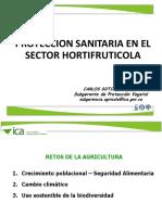 Protección Sanitaria en El Sector Hortifrutícola