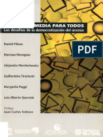 TENTI FANFANI, Emilio (comp.), Educaci{on media para todos. Los desafíos de la democratización del acceso, Buenos Aires, Altamira, 2003.pdf
