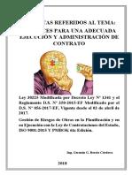 Evaluacion Administración de Contrato - Germán 2018 .Docx