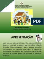 Apresentação - Regmento Interno.pptx
