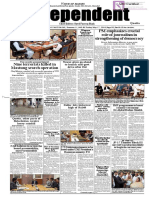 Daily Independent Quetta - 17 May 2019