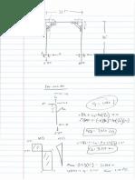 Approximate Knee Brace Analysis