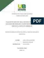 EVALUACION DEL RIEGO DE CAIDAS A TRAVES DEL TES TINETTI EN ADULTOS MAYORES SEDENTARIOS Y NO SEDENTARIOS DE AGRUPACIONES URBANAS DE LA COMUNA DE SANTA BARBARA AÑO 2017