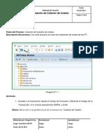 Sap-163 PP Manual Capacitacion Dato Maestro de Colector de Costo VF