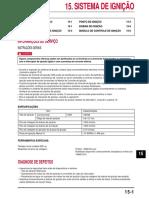 Manual Ignição - Biz 100 CC Honda