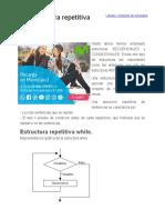 10 Estructura Repetitiva While