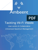 Print - Ambeent White Paper Tackling the WiFi Waste