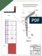 Estructura Metalica Para Pasillo Aaaa-model