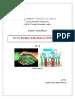 9. Lengua Literatura y Comunicación