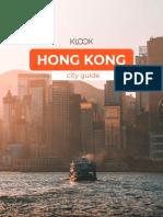 MY JomHoliday - 4D3N Hong Kong Itinerary PDF