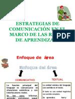 Estrategias de Comunicacion 1