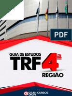 Guia de Estudos Trf4