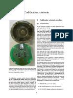 Codificador Rotatorio ( Encoder )