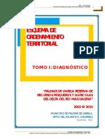 Tomo i - Diagnóstico - e.o.t. Palmar de Varela