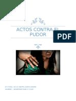 ACTOS CONTRA EL PUDOR.docx