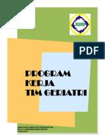 cover program kerja geriatri