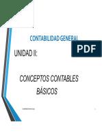 Cg Unidad II