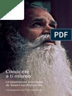 Swami Satchidananda - Conocete a ti mismo.pdf