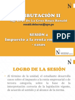SESION 4.1 IMPUESTO A LA RENTA -3 ERA  CATEG..pptx