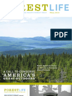 ForestLife - Fall 2010 Newsletter