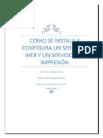 Servidor Web BAPC