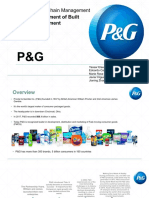 P&G Supply Chain Finance Sucess Story