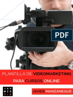 Plantilla Cursos Online 2016