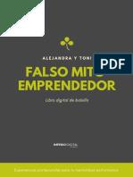 Falso Mito Emprendedor