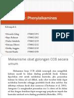 KEL 6 SAO Phenylalkamines