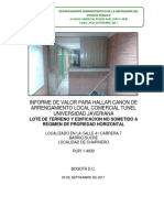 Informe de Valor Arrendamiento Local Tunel La Javeriana.docx