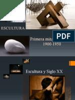 ESCULTURA SIGLO xx.pptx