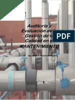 Libro Auditoria y Evaluacion de la Gestion de la Calidad en el Mantenimiento - Acosta.pdf