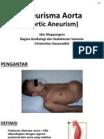 Aneurisma Aorta Id