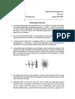 Polarization Sheet
