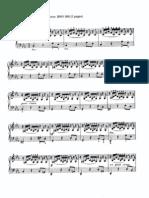 Prelude BWV 999 - J. S. Bach