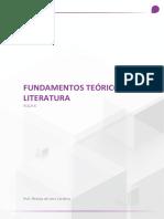 fundamentos teóricos literatura