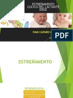 3ra Clase Pediatría II Estreñimiento Colico Del Lactante Erge